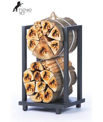 Stojan na 33 cm krbové dřevo - Tronio Reb TR - SKD21