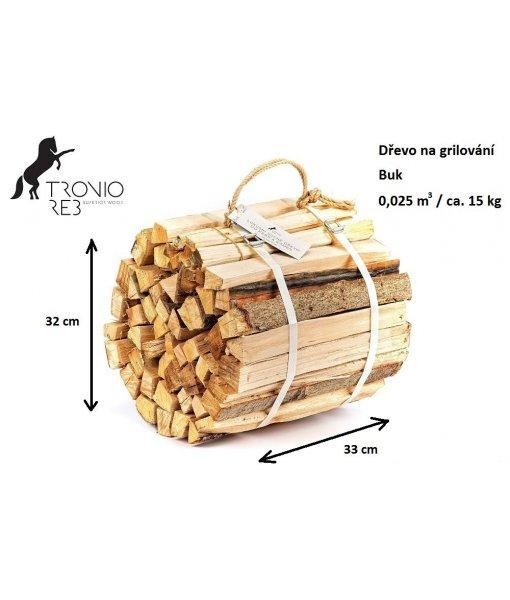 Buk - balíček 15 kg
