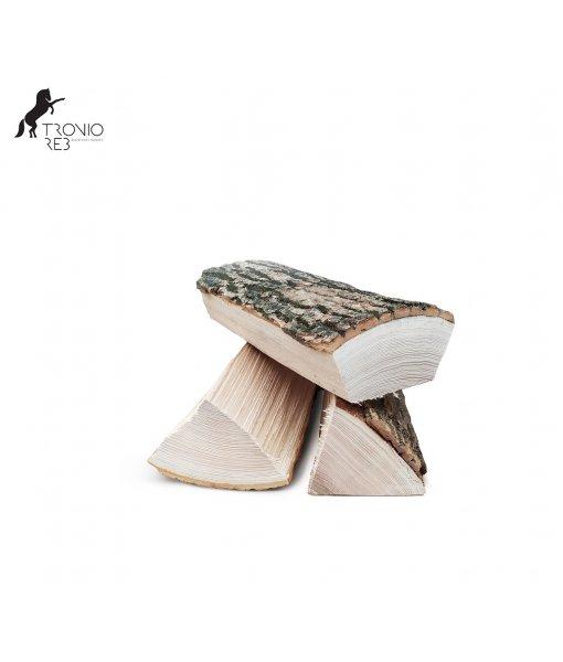 Jasan. Dekorativní (impregnované) krbové dřevo do NIKY.