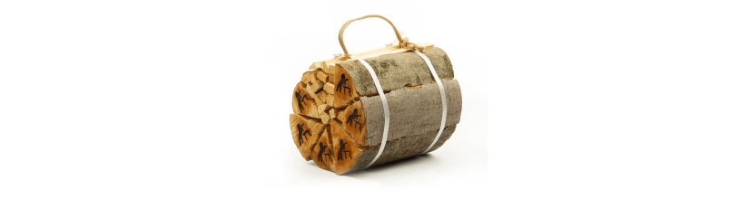 Krbové dřevo - balíčky